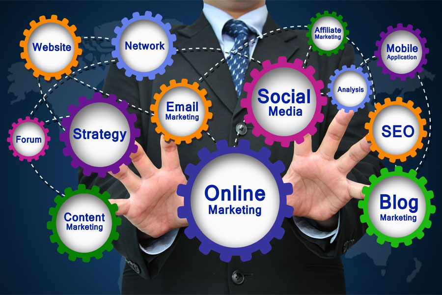 Integrated Digital Marketing – A Must for digital marketing success!